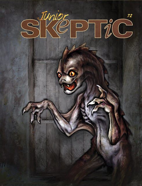 Junior Skeptic # 72 (cover)