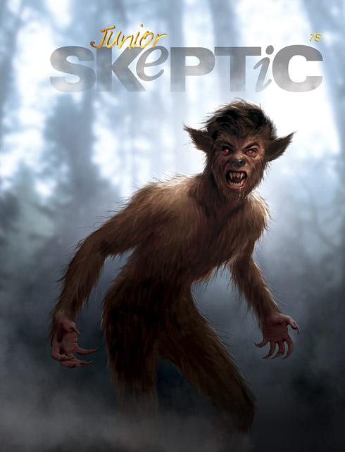 Junior Skeptic # 75 (cover)