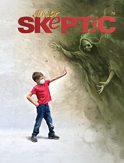 Junior Skeptic # 76 (cover)