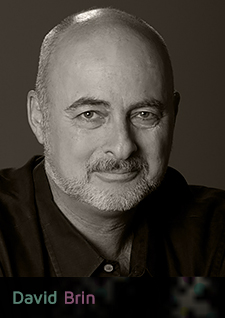 David Brin (photo by Tom Munnecke)