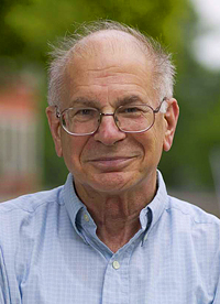 Dr. Daniel Kahneman (photo by Jon Roemer)