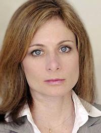 Dr. Lisa Randall (photo by Jack R. Lindholm)