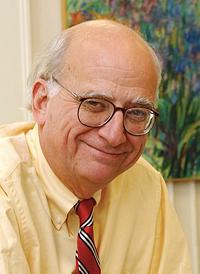Michael Gazzaniga (photo by Joseph Mehler)