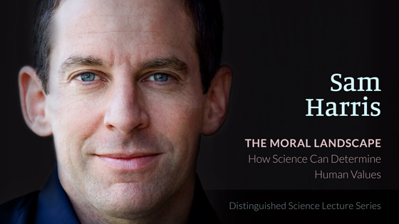 Watch or listen to this Distinguished Science Lecture