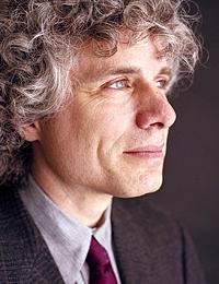 Dr. Steven Pinker (photo by Harry Borden)