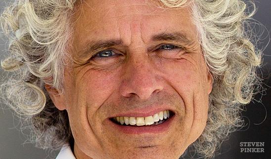 Steven Pinker | Beckman Auditorium | Saturday, October 4, 2014