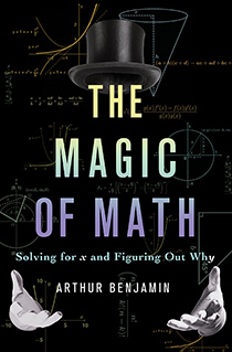 The Magic of Math (book cover)