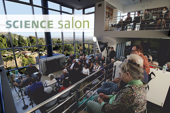 Science Salon (photo)