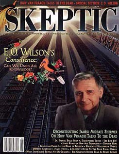 Skeptic magazine 6.1 (cover)