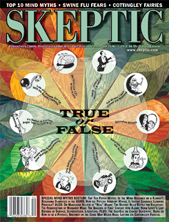 Skeptic magazine, vol 15, no 3