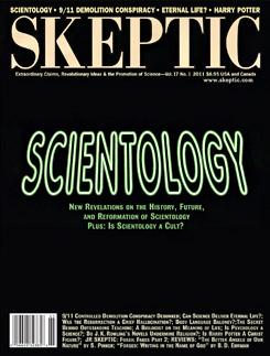 Skeptic Magazine 17.1: Scientology