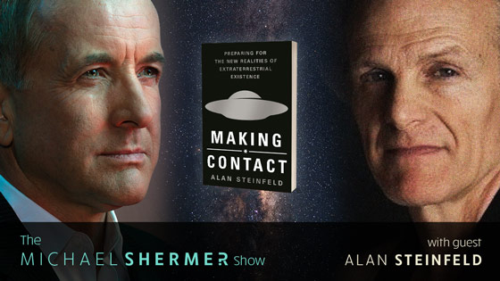 Watch or listen to The Michael Shermer Show