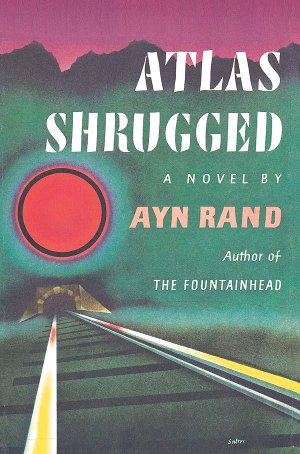 Atlas Shrugged (book cover)