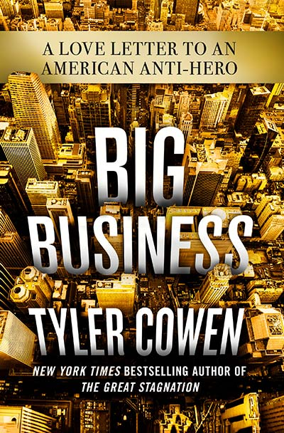 Big Business (book cover)