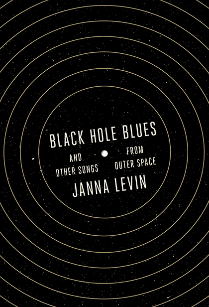 Black Hole Blues and Other Songs from Outer Space (book cover)