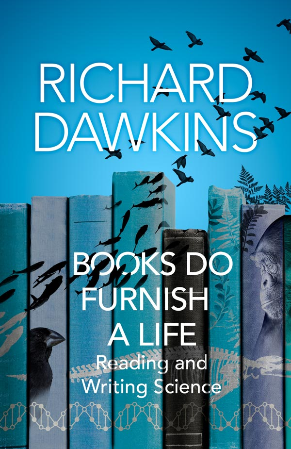Books Do Furnish a Life: Reading and Writing Science (book cover)