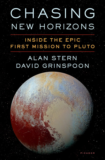 Chasing New Horizons (book cover)