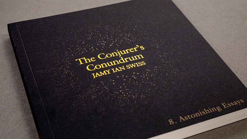 Conjurers Conundrum (book cover)
