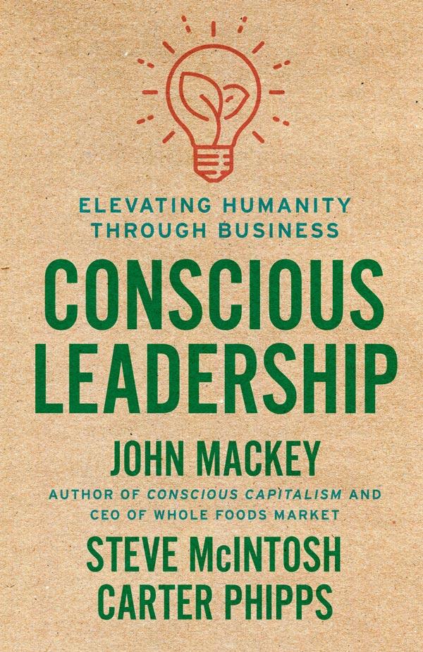 Conscious Leadership (book cover)
