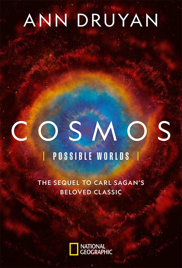 Cosmos: Possible Worlds (book cover)
