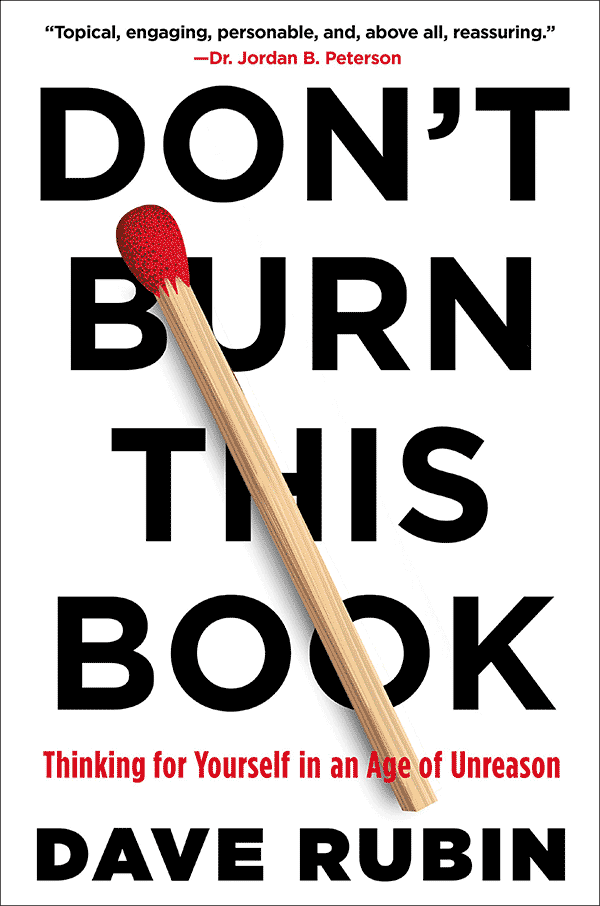 Dont Burn This Book: Thinking for Yourself in an Age of Unreason (book cover)