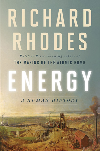 Energy: A Human History (book cover)
