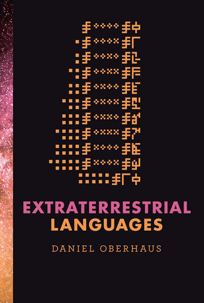 Extraterrestrial Languages (book cover)