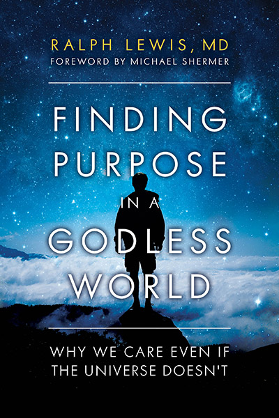 Finding Purpose in a Godless World (book cover)