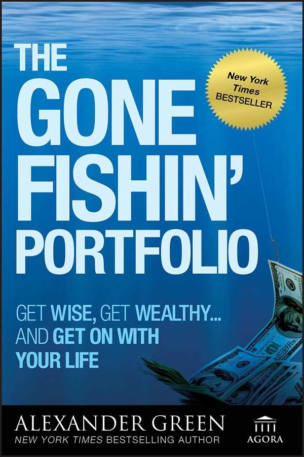 The Gone Fishin Portfolio (book cover)