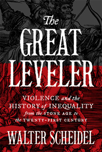 The Great Leveler (book cover)