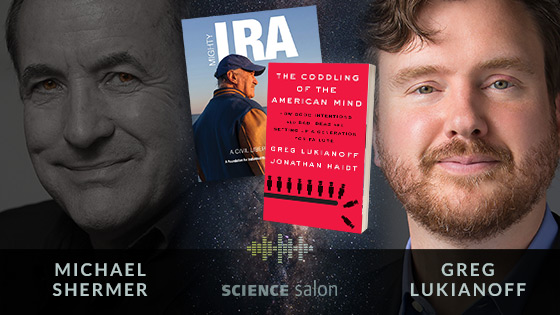 Listen to the Science Salon Podcast