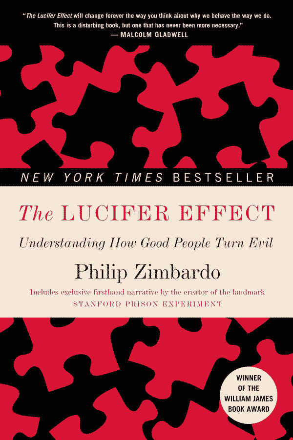 The Lucifer Effect (book cover)