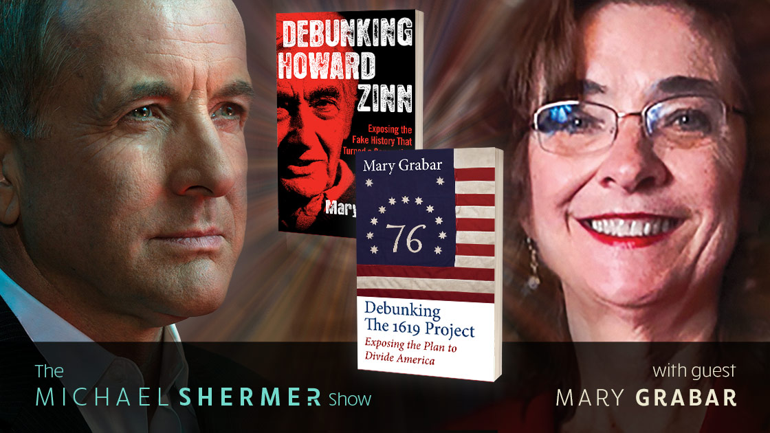 Michael Shermer with guest Mary Grabar