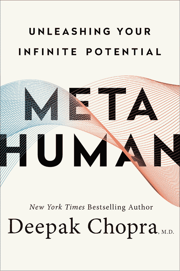 Metahuman: Unleashing Your Infinite Potential (book cover)