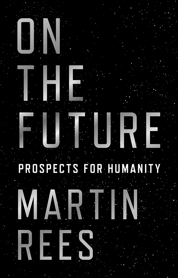 On the Future: Prospects for Humanity (book cover)
