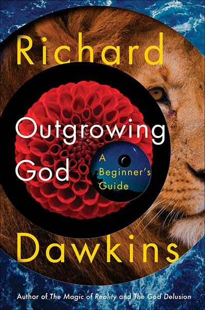 Outgrowing God (book cover)