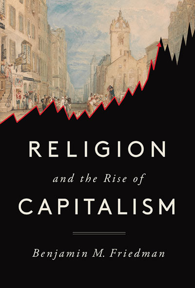Religion and the Rise of Capitalism (book cover)