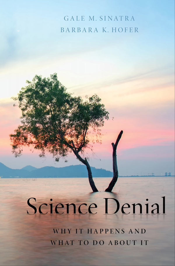 Science Denial: Why It Happens and What to Do About It (book cover)