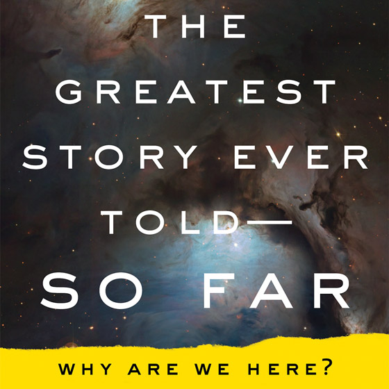 The Greatest Story Ever Told -- So far (cover detail)