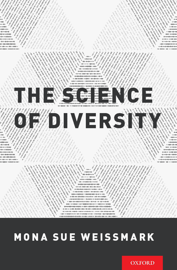 The Science of Diversity (book cover)