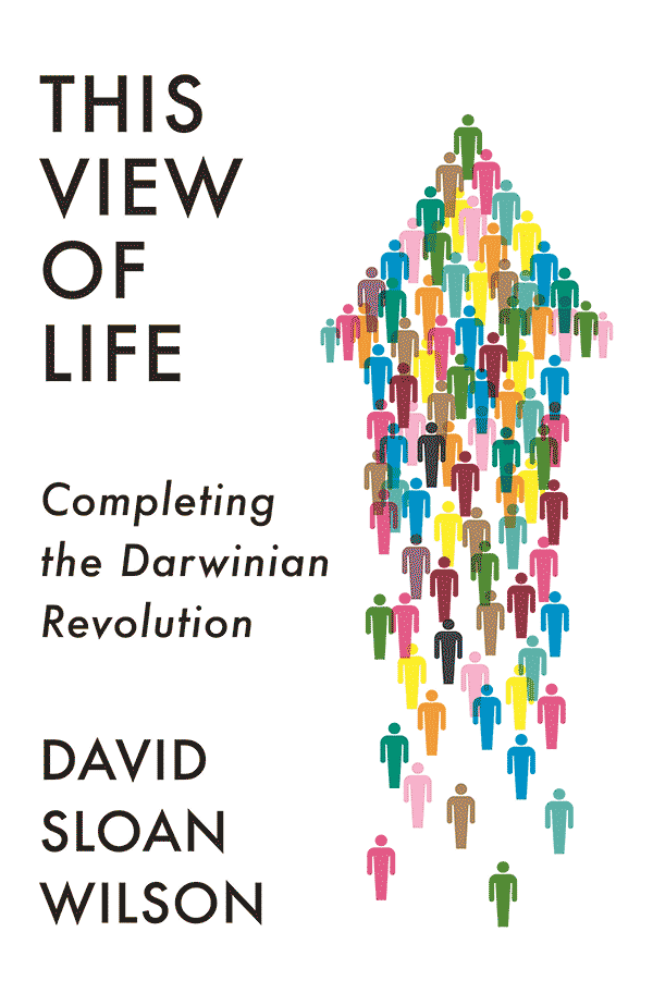 This View of Life: Completing the Darwinian Revolution (book cover)