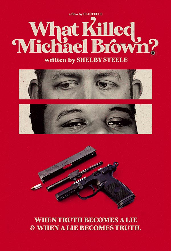 What Killed Michael Brown (film poster)