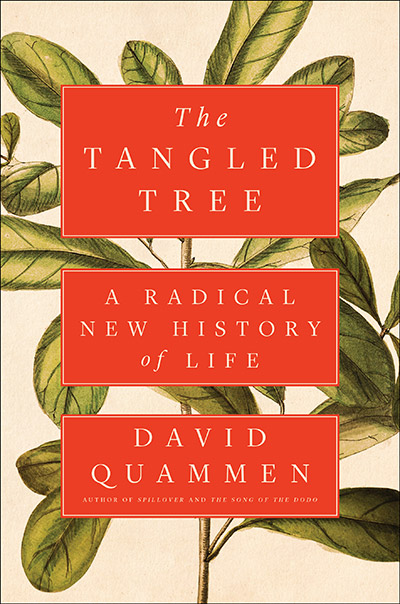 The Tangled Tree (book cover)