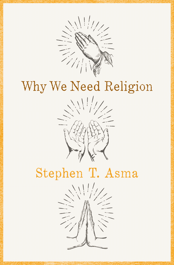 Why We Need Religion (book cover)