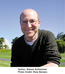 Steven Schlozman photo by Ruta Nonacs