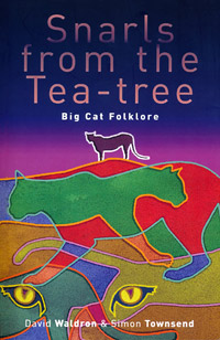 Snarls from the Tea-Tree: Big Cat Folklore (book cover)