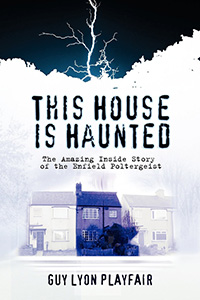 This House is Haunted (book cover)