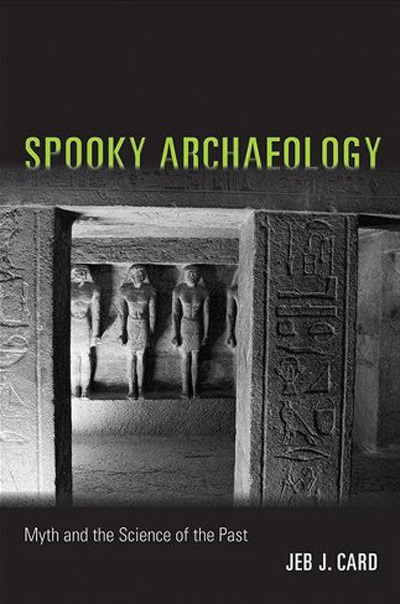 Spooky Archaeology (book cover)