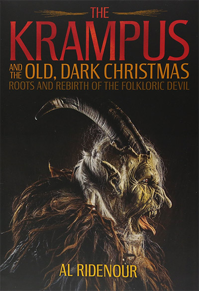 The Krampus and the Old Dark Christmas (book cover)