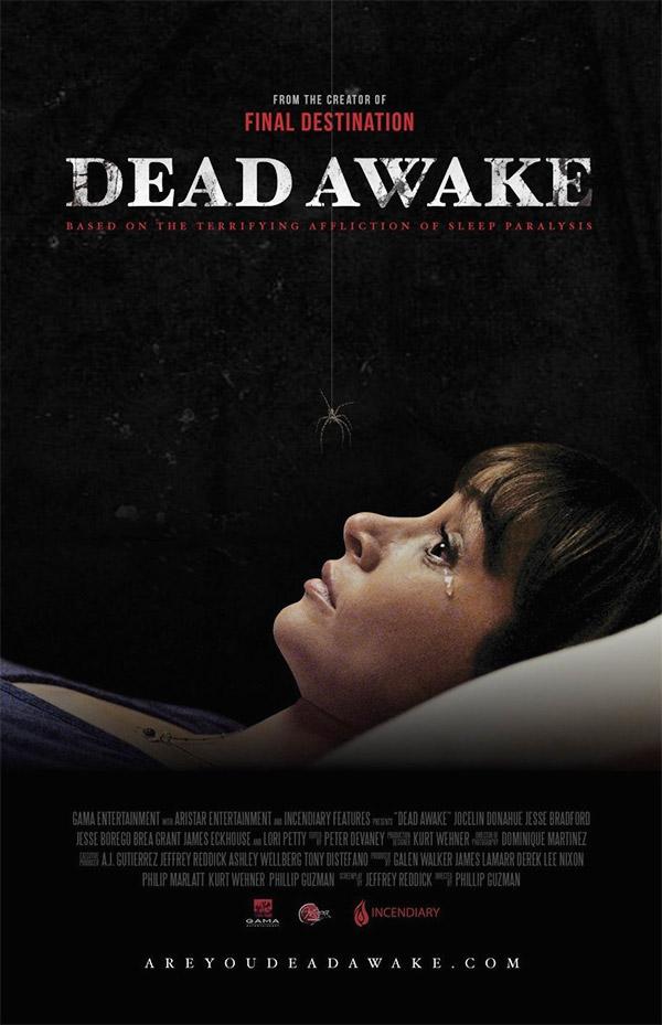 Dead Awake (movie poster)
